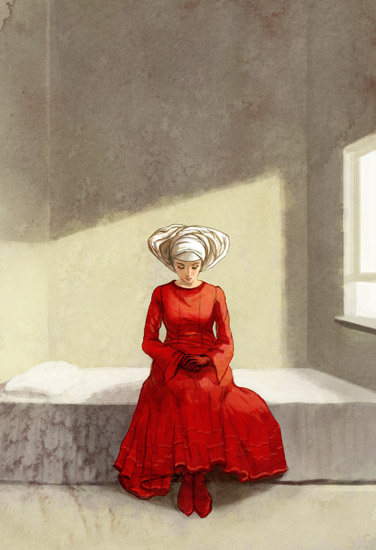 handmaid tales essays The handmaid's tale is a 1983 dystopian novel by canadian author, [] view all titles other resources support the handmaid's tale summary  and essay topics.