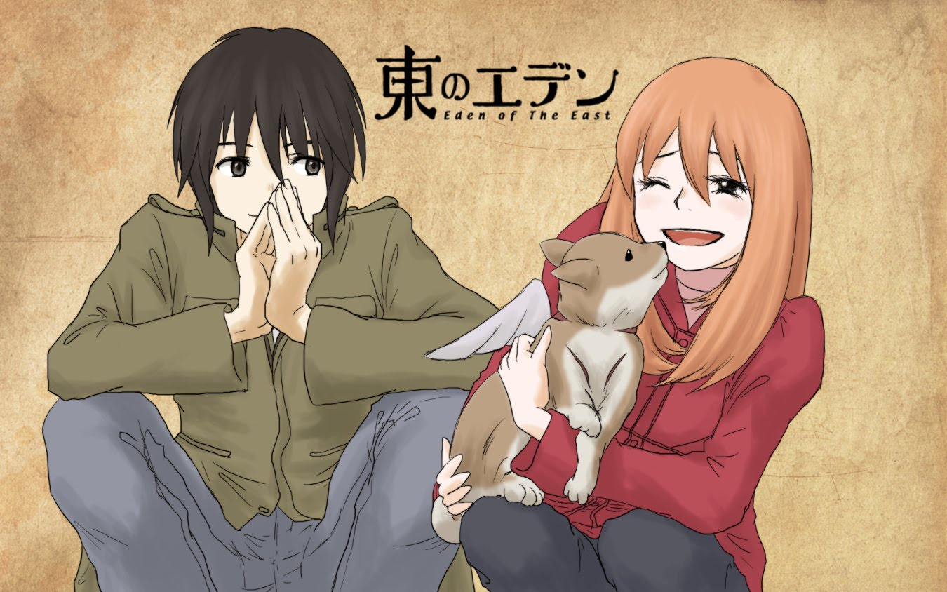 [Complete] Eden of the East [TV] [Movie] [720p] [Dual Audio] Eden-of-the-east