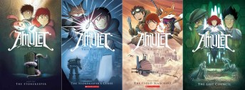 Amulet covers