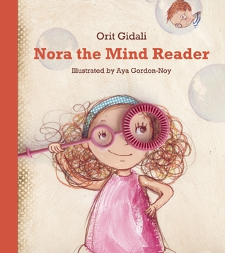 nora the mind reader cover