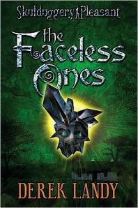 skulduggery faceless ones cover