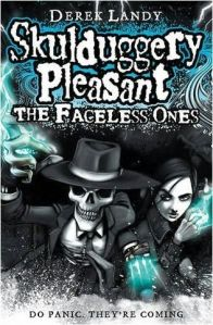 skulduggery pleasant Facelessones