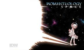 womanthology space