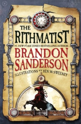 rithmatist cover