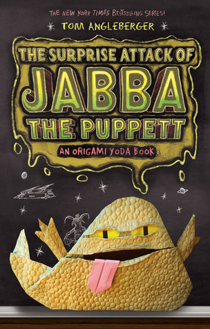origami yoda jabba the puppett