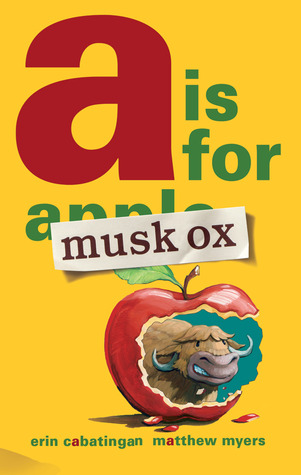 a is for musk ox cover