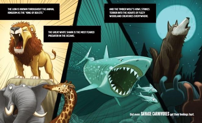 Carnivores_Int Spread_1