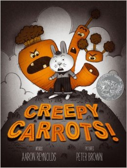 creepy carrots cover