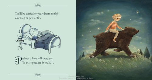 dream animals page too