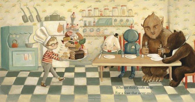 dream animals page