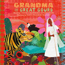 grandma and the great gourd cover