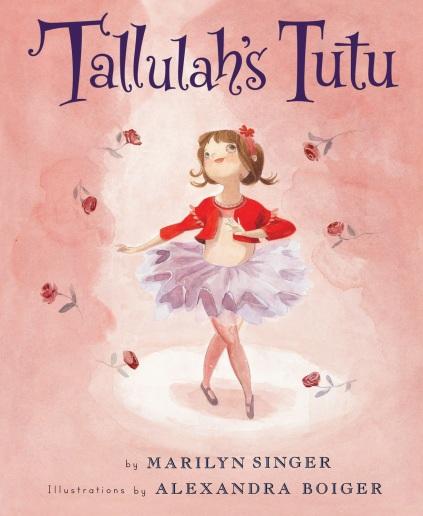 Tallulah's Tutu cover Boiger