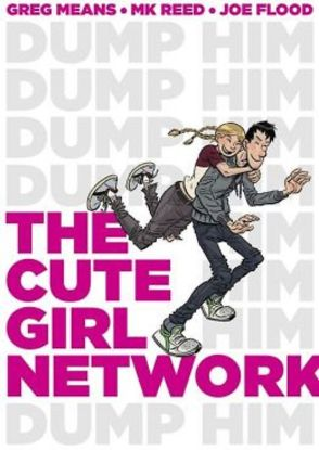 cute girl network cover