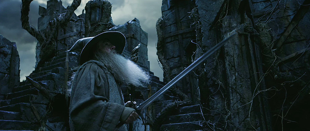 the hobbit desolation gandalf