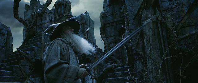 the hobbit desolation gandalf