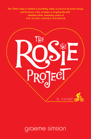 rosie project cover