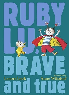 ruby lu brave and true cover