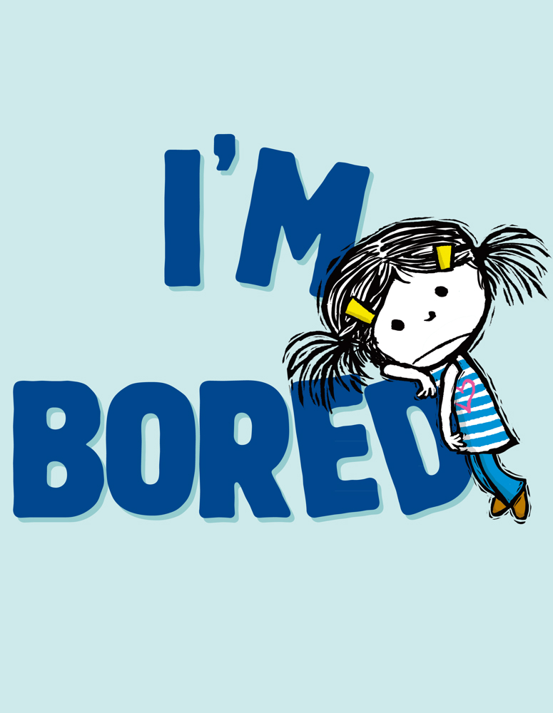I'm Bored by Debbie Ohi