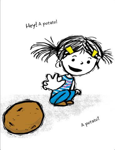 im bored potato