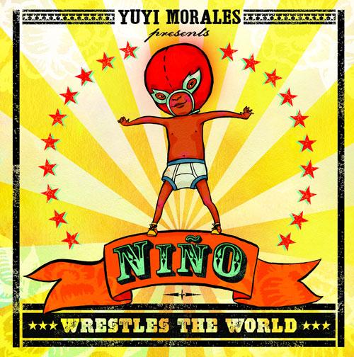nino-wrestles-the-world cover