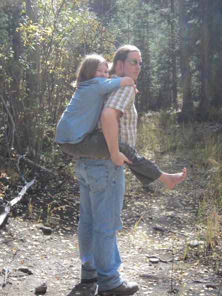 Hiking 2010 | Natalya & Sean