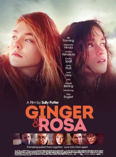 ginger and rosa poster