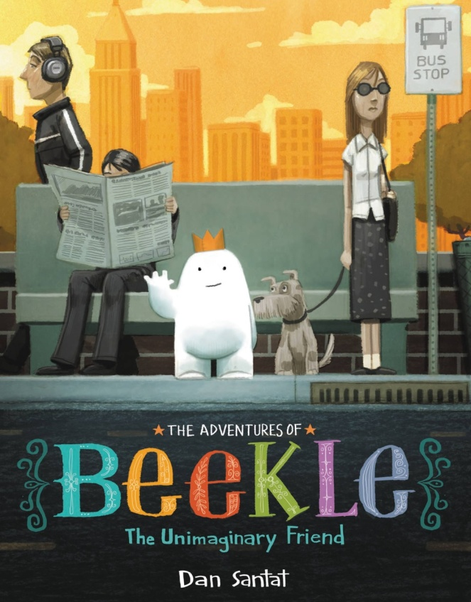 beekle cover
