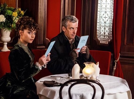 deep-Jenna-Louise-Coleman-Peter-Capaldi-Doctor-Who-Deep-Breath-570x422