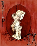 RIP IX's Lavinia by Abigail Larson