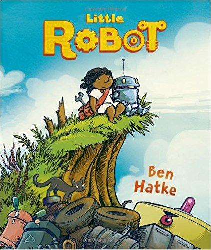 little robot cover