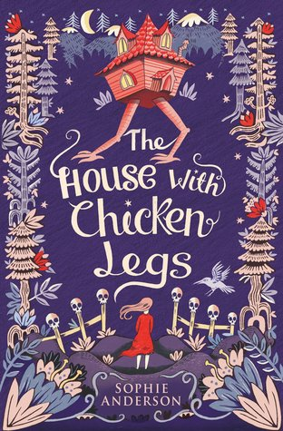 house with chicken legs uk edition