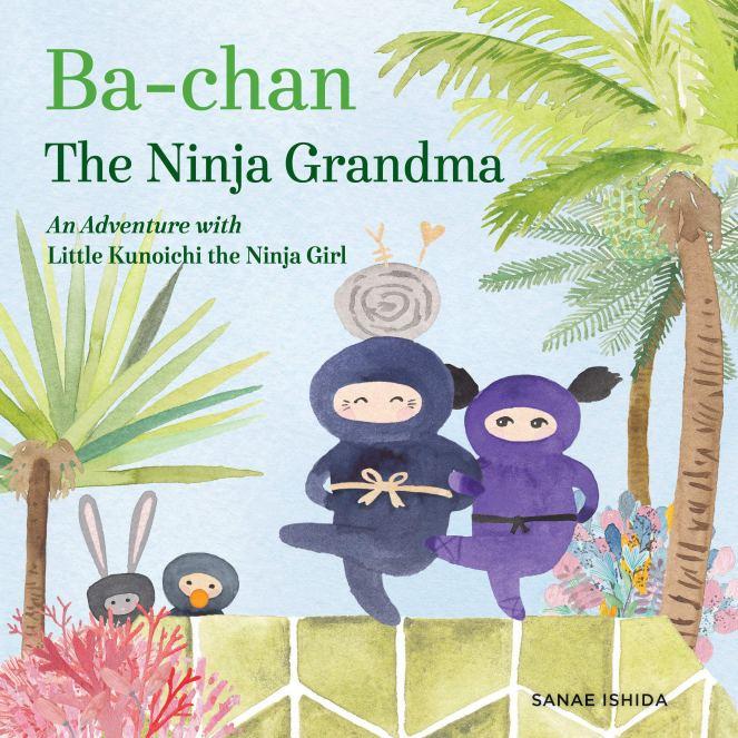 bachan ninja grandma cover