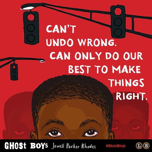 ghost boys quote