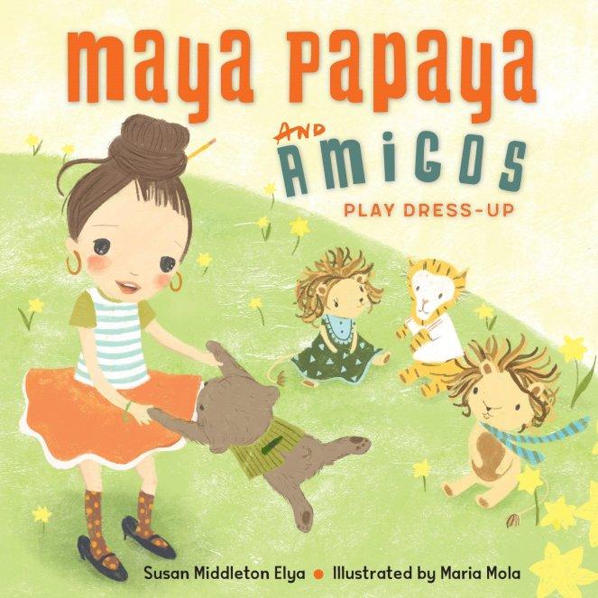 maya papaya and cover