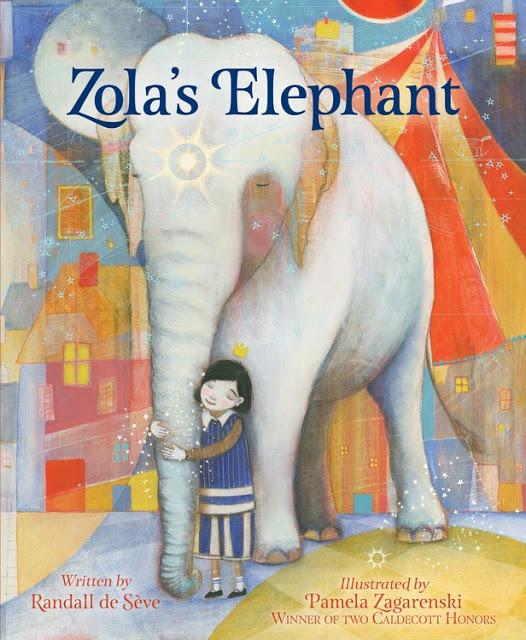 zolas elephant cover