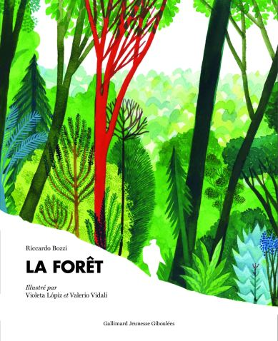 the forest cover 2