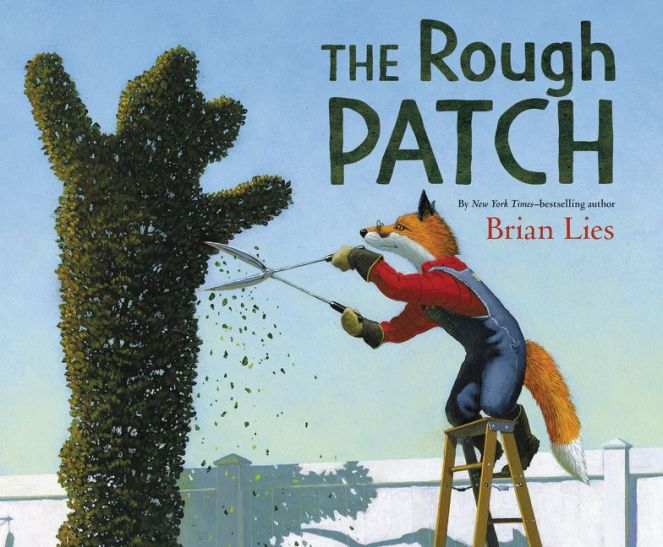 The Rough Patch cover