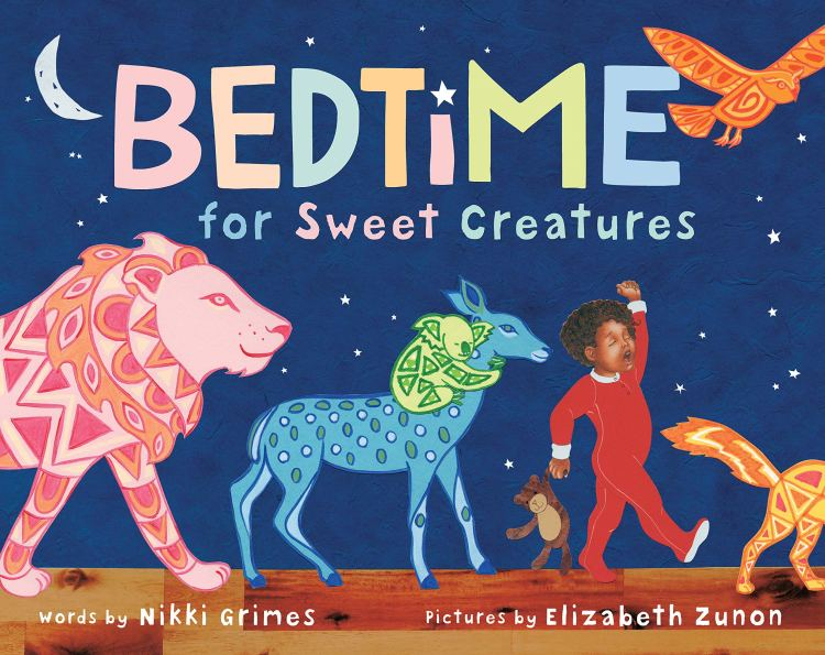 bedtime for sweet creatures cover