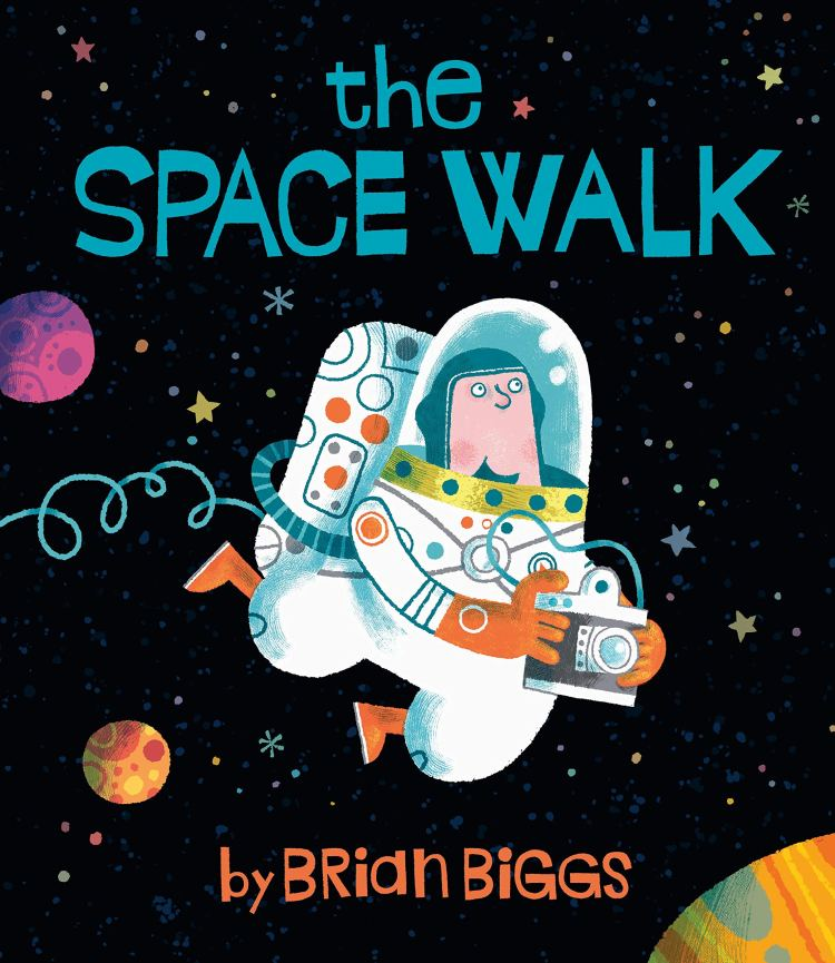 the space walk cover