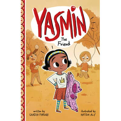 YASMIN FRIEND COVER