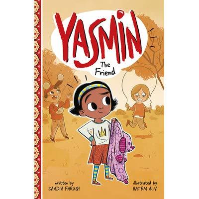 YASMIN FRIEND COVER