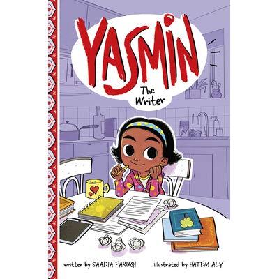 YASMIN WRITER COVER