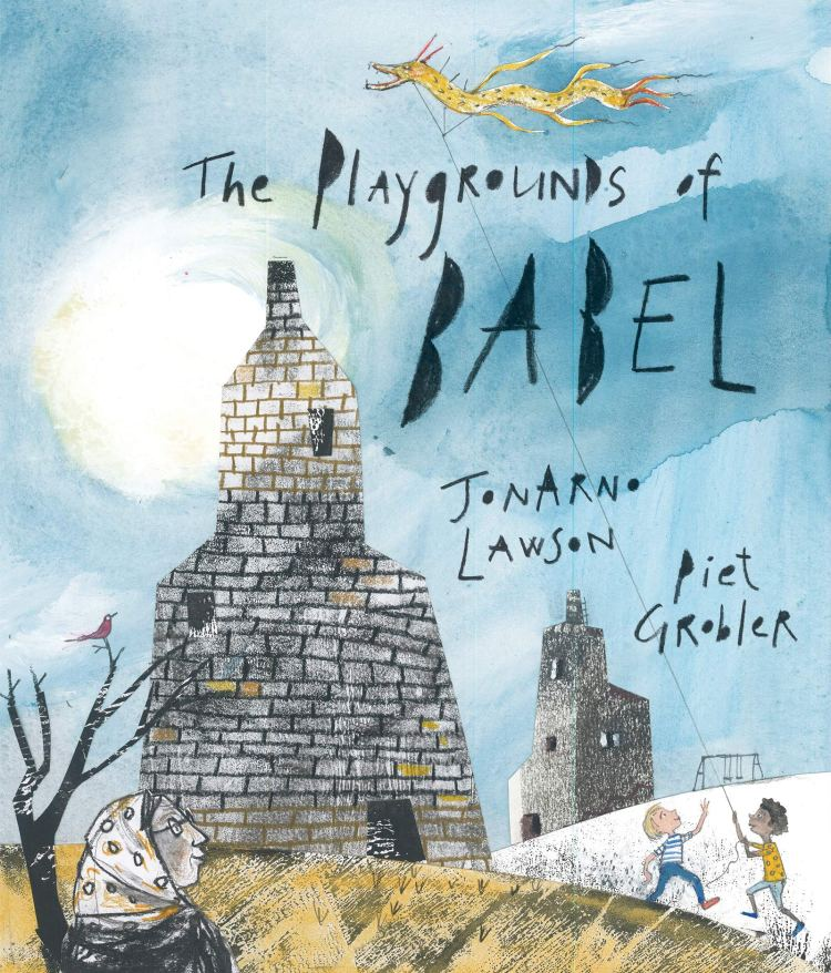the playgrounds of babel cover