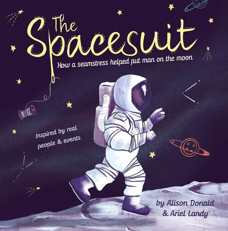 the spacesuit cover
