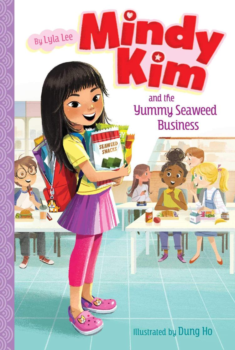 MINDY KIM COVER