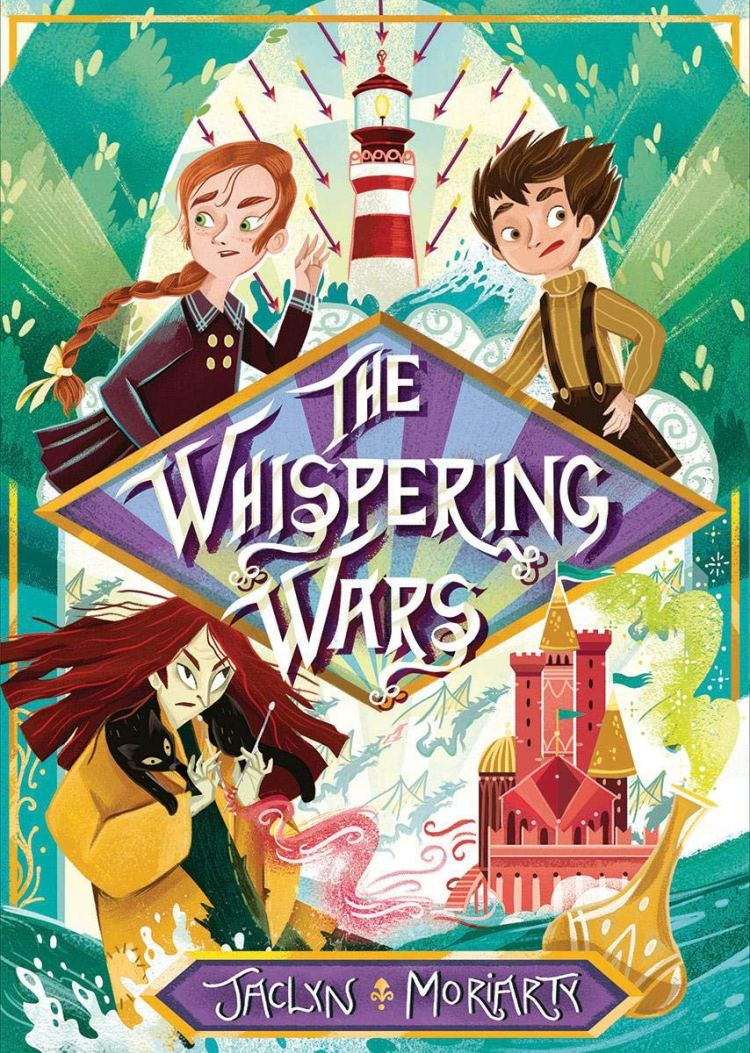 whispering wars cover US