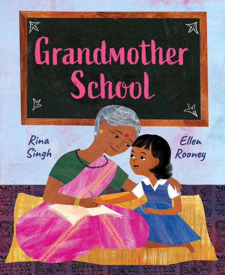 grandmother school cover